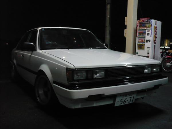 Toyota AA63 Carina on auctions.yahoo.co.jp
