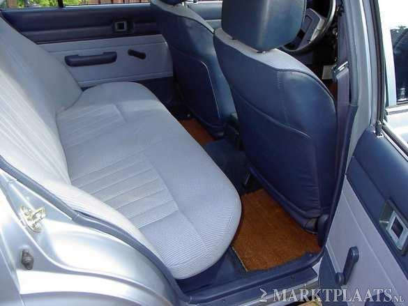 Blue interior rear Toyota Carina DX TA60 for sale on Marktplaats