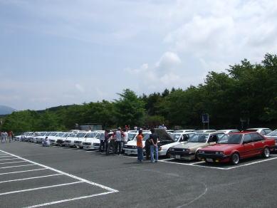 Asagiri Toyota A60 meeting