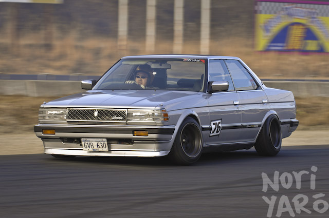 Toyota Chaser JZX71 drifting
