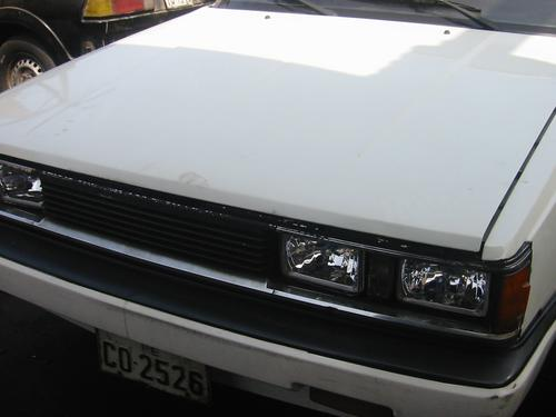 Toyota Carina GT-R AA63 for sale in Peru, front side view