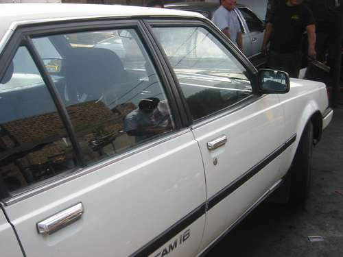 Toyota Carina GT-R AA63 for sale in Peru, side view