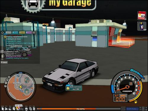Drift City Panda (Sprinter Trueno AE86)