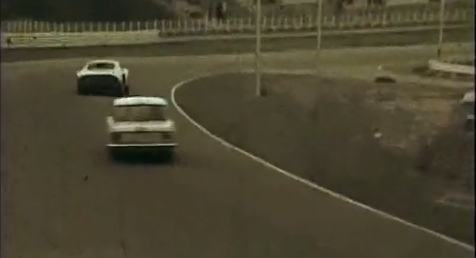 Japanese Grand Prix 1964 Prince Skyline 2000GT vs Porsche 904 GT-II