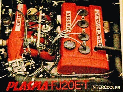 Nissan PLASMA FJ20ET