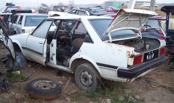 Toyota Carina AA60 (3A-U) Wreck