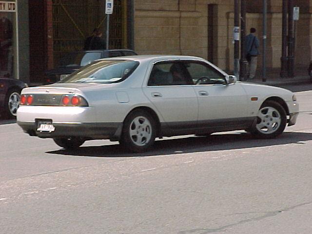 Nissan Skyline R33 Gts 4. Nissan Skyline R33 4 door