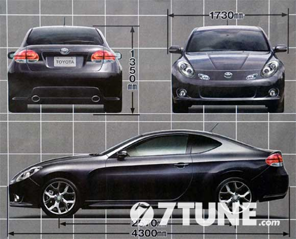 Toyota and Subaru AE86 successor postponed till 2012