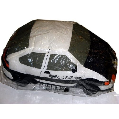 useless initial d merchandising on Amazon: plush 12 inch trueno