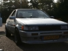DJexor's AE86 with widened fenders