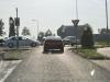 Robokill chasing DJexor's AE86 with a Honda Civic Hybrid