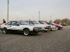 Back at the meeting point. Nice group shot of three Corolla AE86s, Carina TA60 and Celica AA63