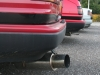 Megan exhaust on GTSi-R's Corolla AE86
