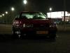 Oldskull's AE86 in the dark