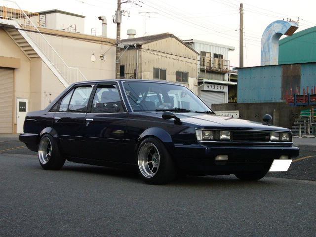 Yokosuka's Carina AA63