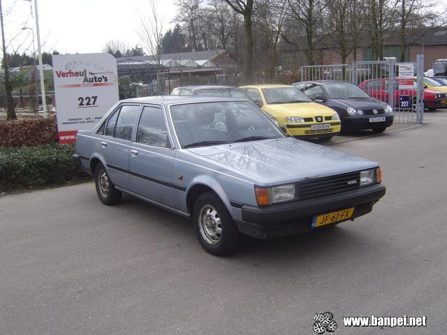 Blue Toyota Carina DX TA60 automatic