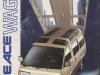 Toyota LiteAce Wagon - Japanese car brochure August 1986