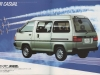 Toyota LiteAce Wagon - Japanese car brochure August 1986
