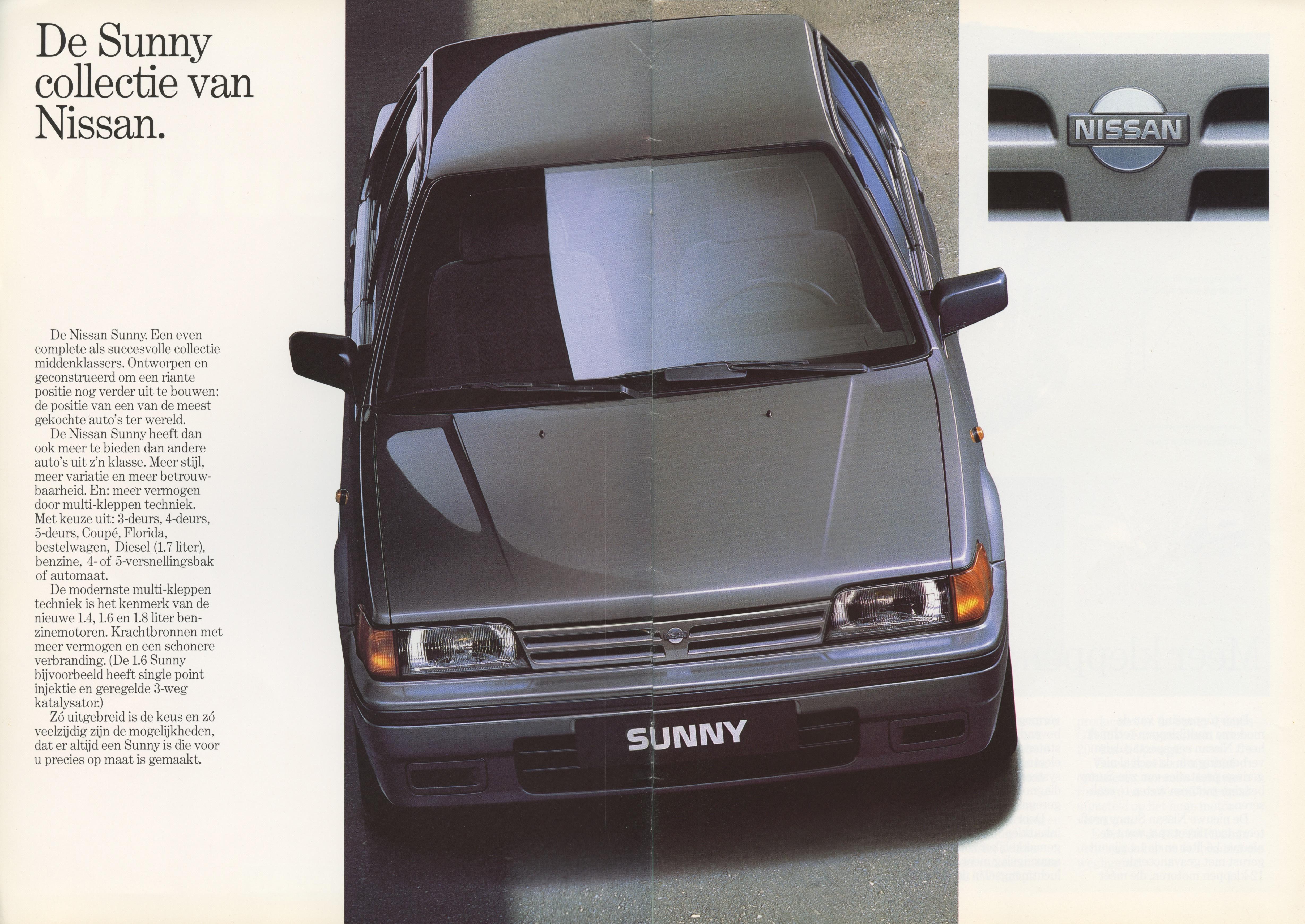 nissan-sunny-n13-dutch-brochure-p02-p03