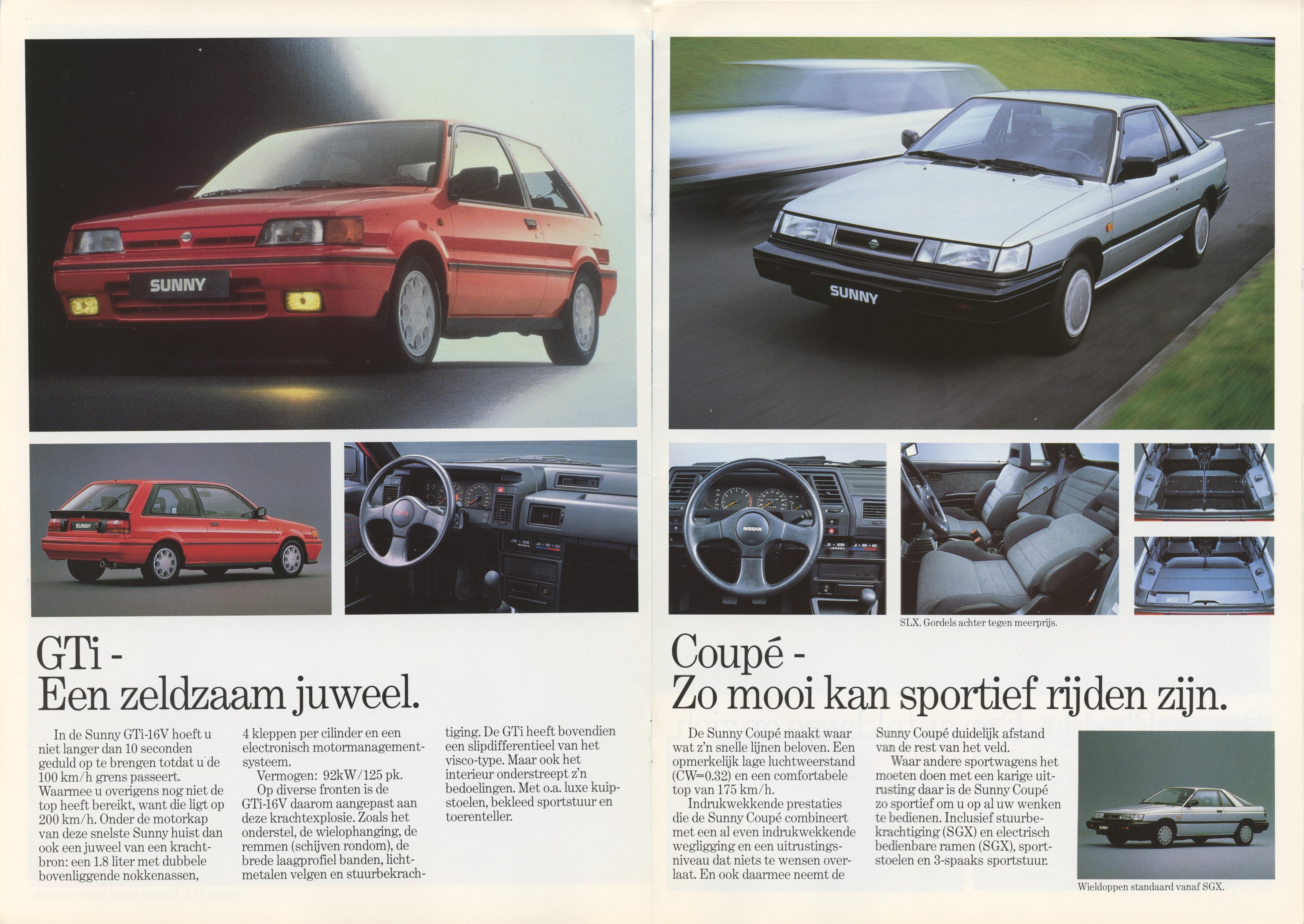 nissan-sunny-n13-dutch-brochure-p14-p15