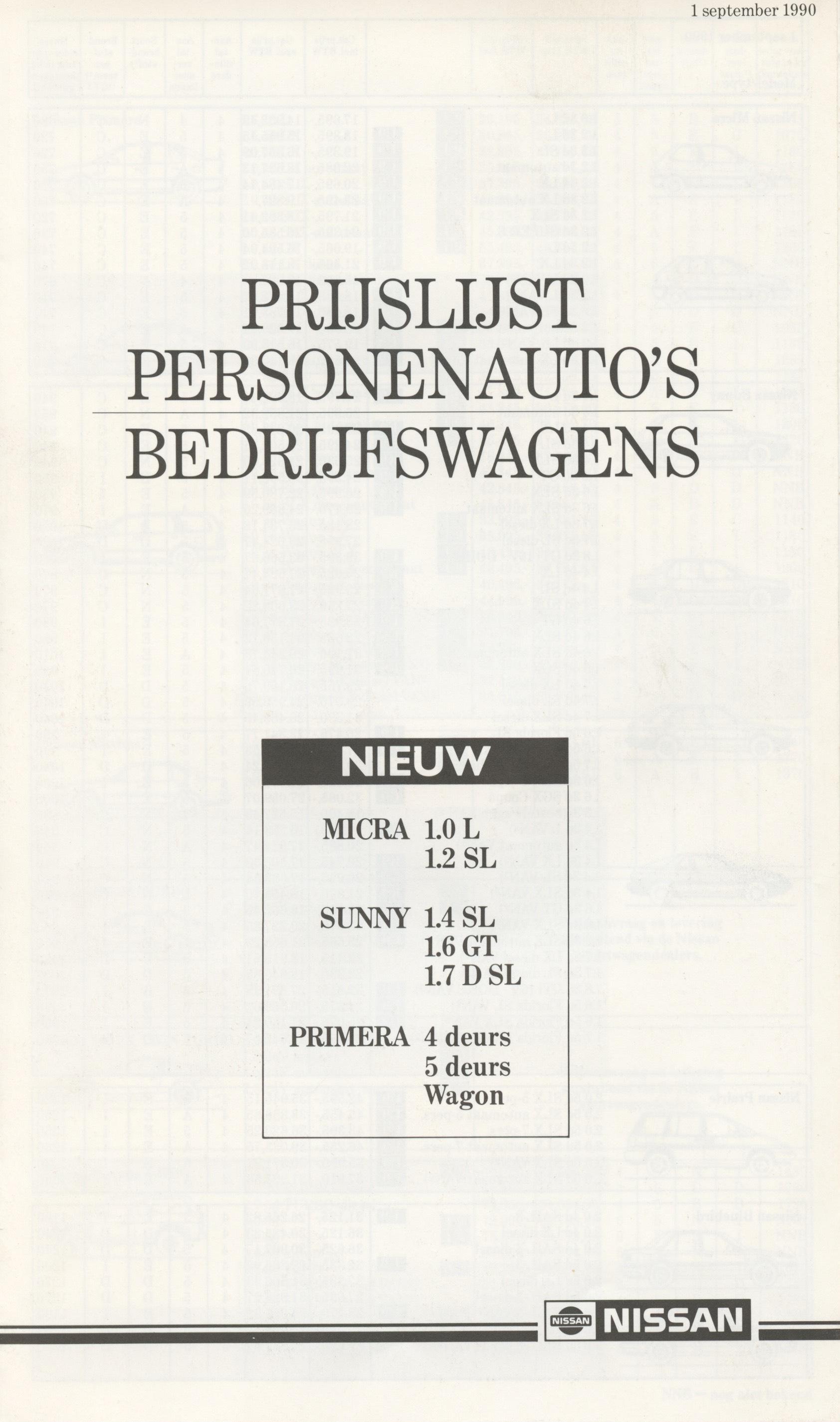 nissan-sunny-n13-dutch-pricelist-p01