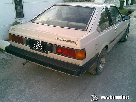 Carina SG Coupe AA60