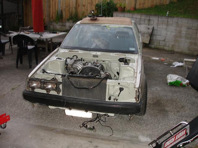 Romans SA60 Carina coupe project