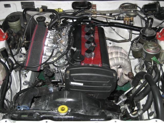 Carina AA63 coupe by Impulse