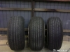Compare three tire sizes