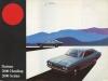 Datsun 2000 hardtop en sedan brochure cover