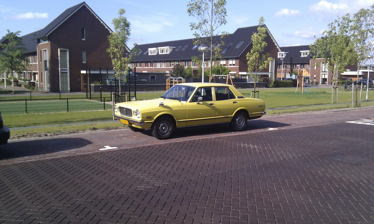 DOTS: 1978 Toyota Cressida RX30