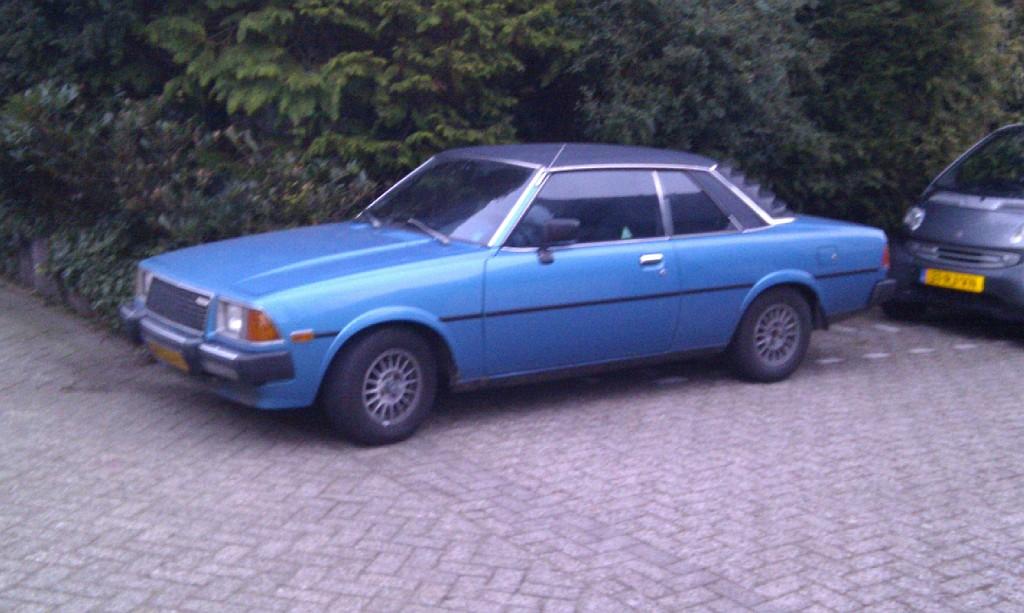 1980 Mazda 626 Hardtop Coupe