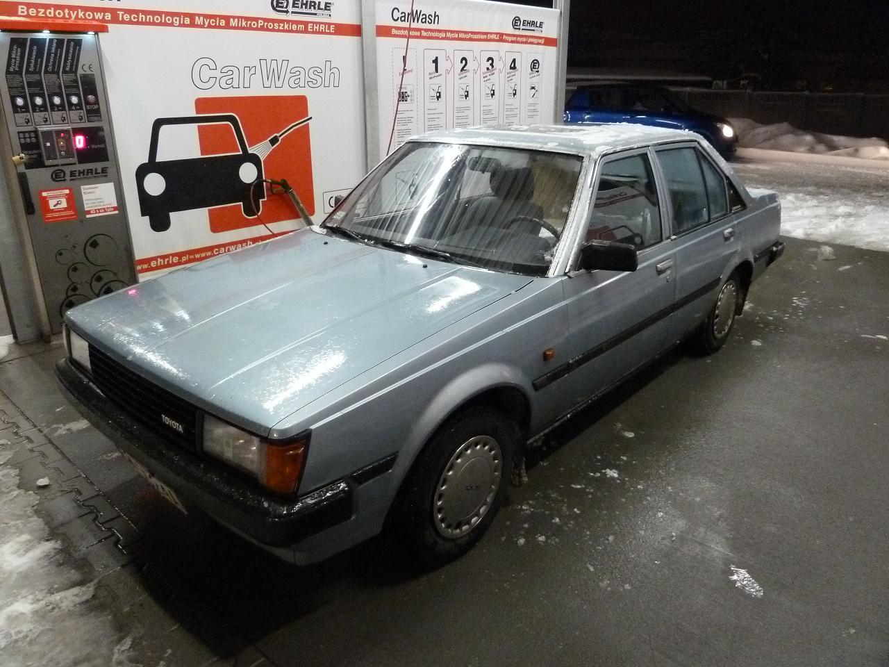 Polish Carina TA60