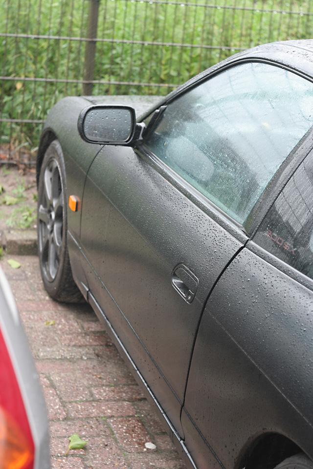 Nissan 180SX RS13 drifter