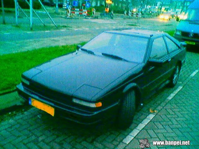 Down on the Street: Nissan 200SX S12