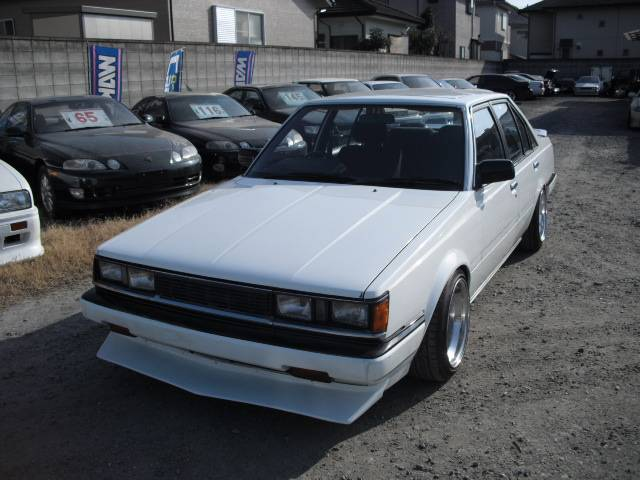 Carina GT-TR at Garage Goods