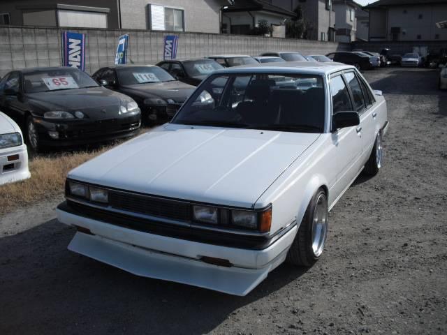 Carina GT-TR at Garage Goods