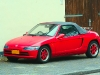 1992 red Honda Beat