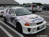 Airbags in itasha Lancer V