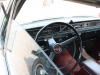 Datsun 2400 Super Six dashboard