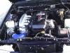 Toyota Corolla AE86 with 3SGE Beams blacktop
