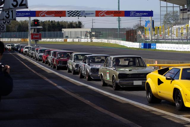 Expensive hobbies: Nissan Skyline GT-R owners trackday