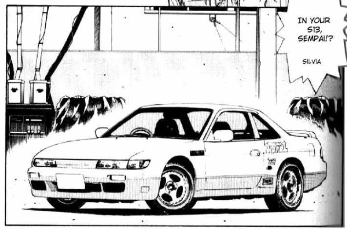 Iketani's Silvia S13