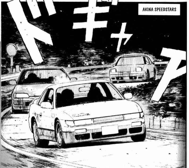 Akina Speedstars