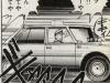 Nissan Laurel C32 Taxi