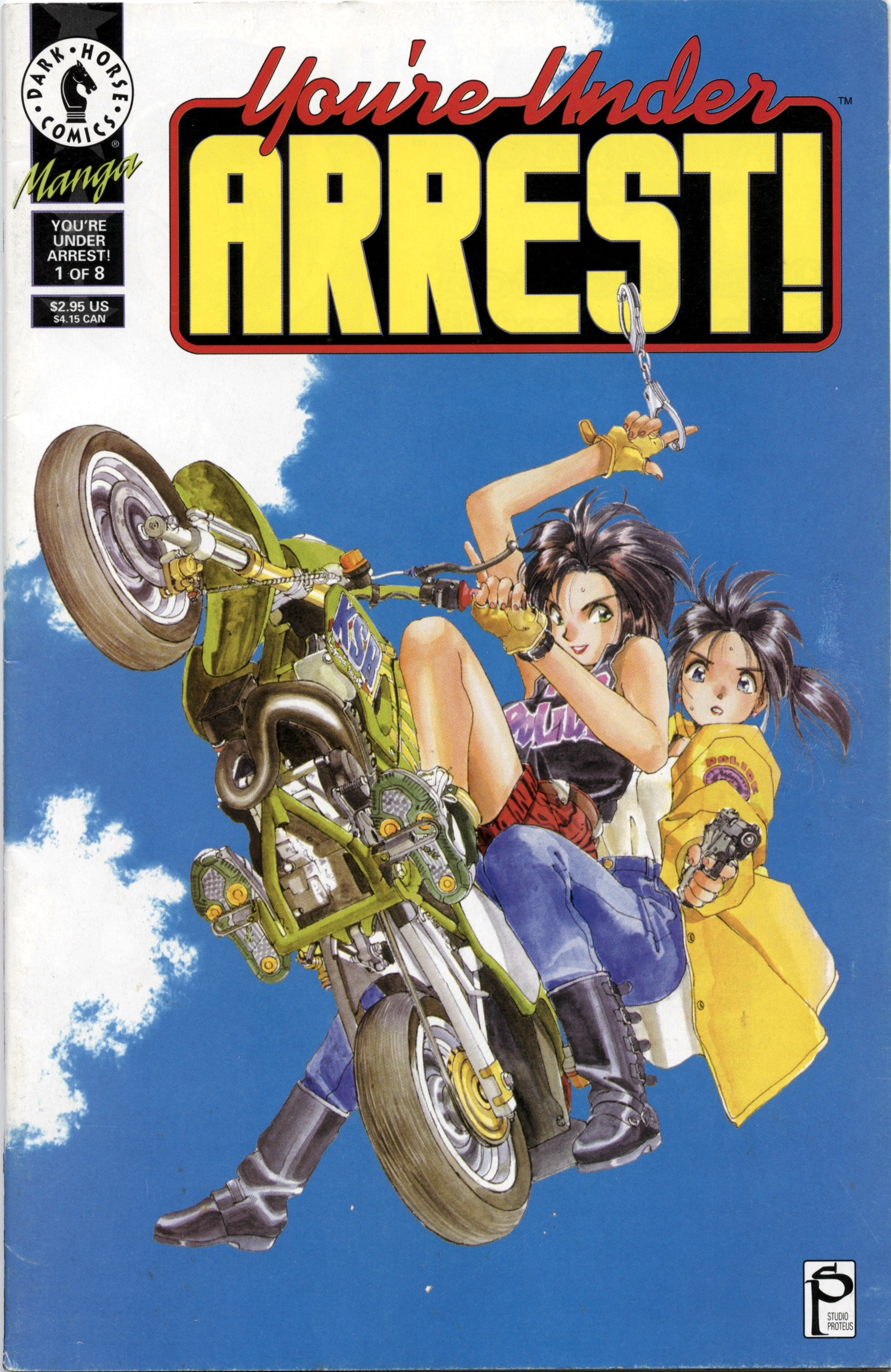 youre-under-arrest-manga-1-page-01-cover-kawasaki-ksr110