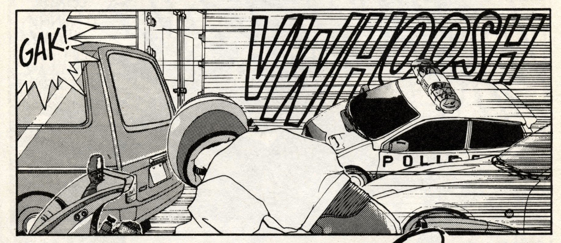 youre-under-arrest-manga-4-page-26-nissan-urvan-caravan