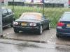 Black 1994 Mazda Miata