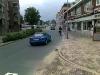 Blue 1991 Mazda MX5