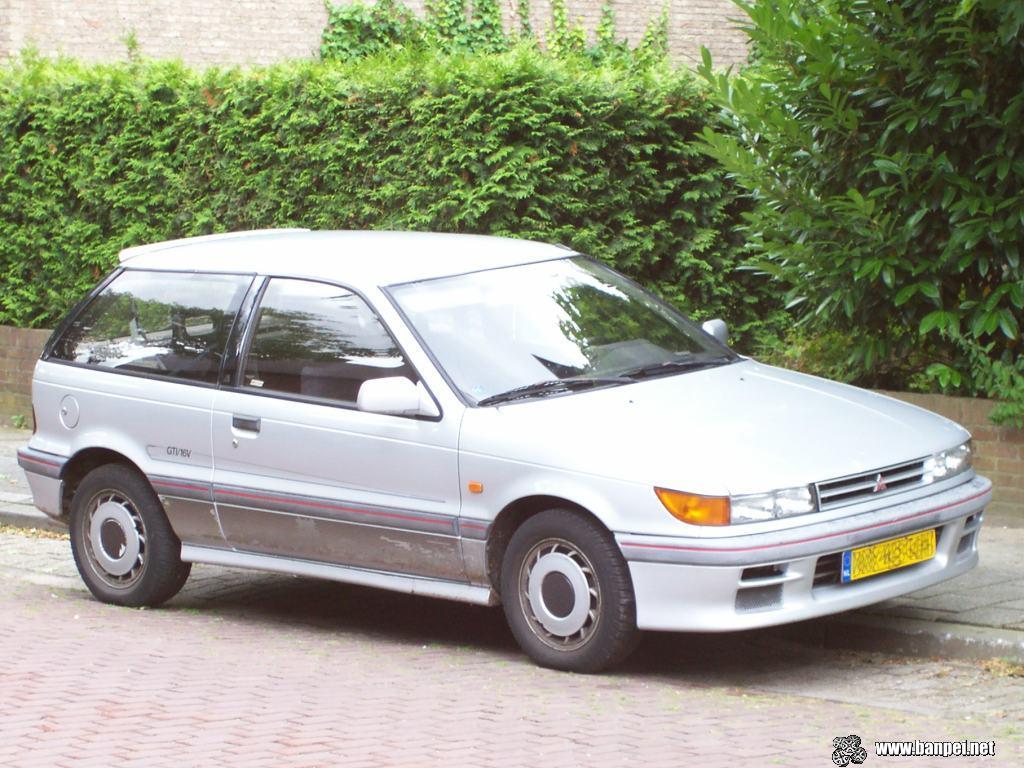 Dots 1989 Mitsubishi Colt Gti 16v Banpei Net